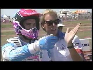 1990 AMA Pro Motocross Hangtown National April 1 Cooper Bayle Bradshaw Stanton Ward Tichenor more