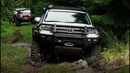 Offroad Carpathian tour with portal axles DV MAX, day 1