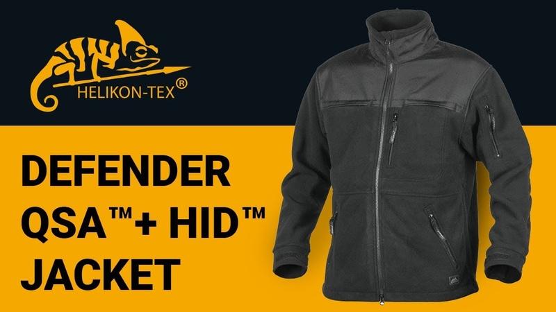 Helikon Tex Defender QSA HID Jacket Fleece