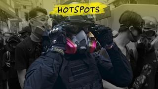 Hotspots: Hong Kong on the brink