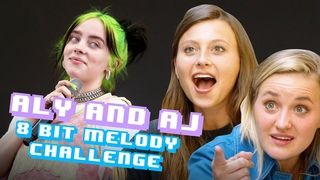 Aly & AJ Sing Billie Eilish, Miley Cyrus, Ed Sheeran And More! | 8 Bit Melody Challenge | Seventeen