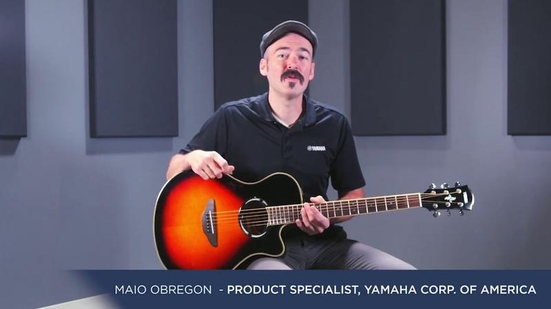 Yamaha APX500III Thinline Cutaway Acoustic Electric Guitar