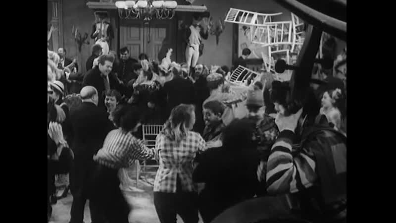 Андре Габриэлло в фильме Улица без закона Комедия Франция 1950