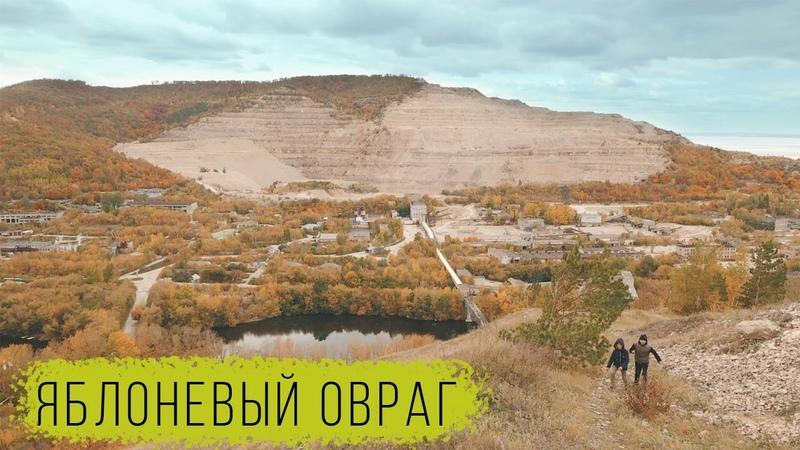 Yablonevyy ovrag Яблоневый овраг Russian Nature Aerial 2 7K 60fps Video