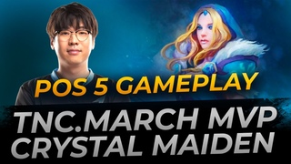 Crystal Maiden MVP | Full Gameplay Dota 2 Replay