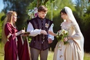 medieval wedding ceremony - 1024×683