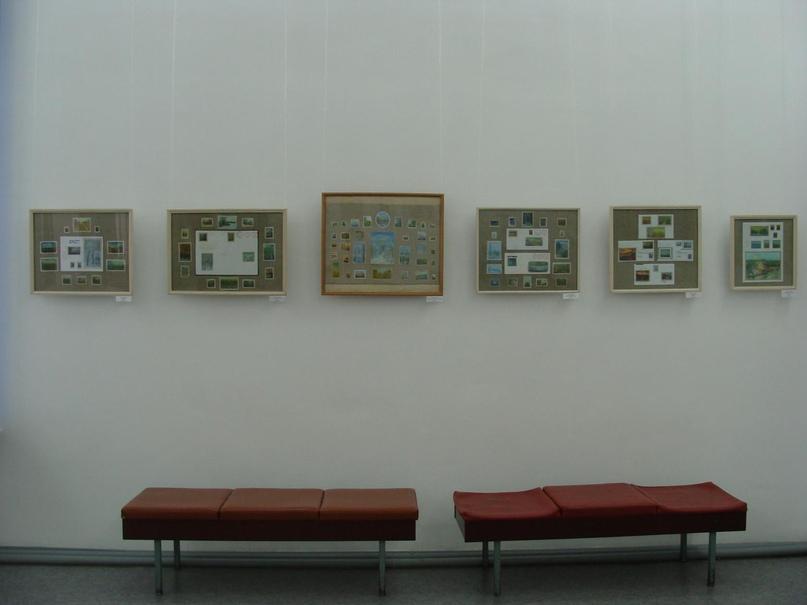 Персональная выставка В. М. Романюк, 2009 г.