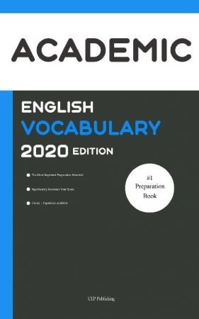 Academic English Vocabulary 2020 Edition - CEP Publishing