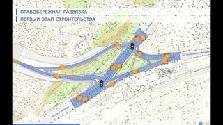 План строительства объектов дорожной инфраструктуры города Уфа на 2019- 2024 год