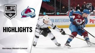 Kings @ Avalanche 5/13/21 | NHL Highlights
