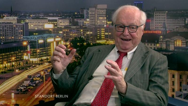 Standort Berlin Ein Bürgermeister bittet Rettet die Demokratie