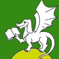 """Логотип Клуб исторического танца """"Фалькор"""""""