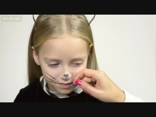 DIY Halloween 2018 Idea () Cat Ears Hairstyle  Image  Party hairstyle #15