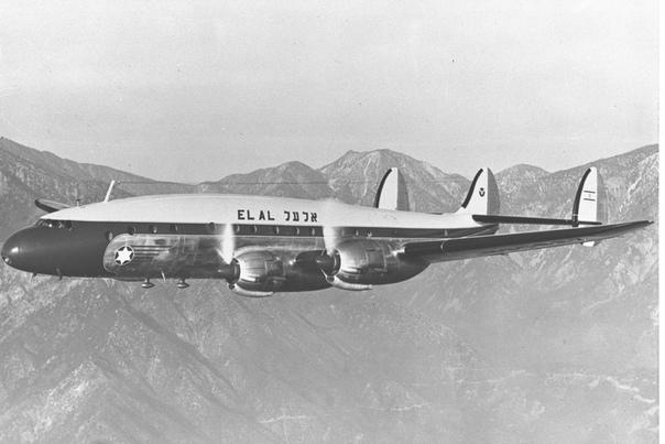 Как болгары израильский самолет сбили. Петрич (Болгария), 27 июля 1955 года. Пассажирский самолет Locheed L-149 Constellation израильской авиакомпании «Эль Аль» поднялся в воздух из венского