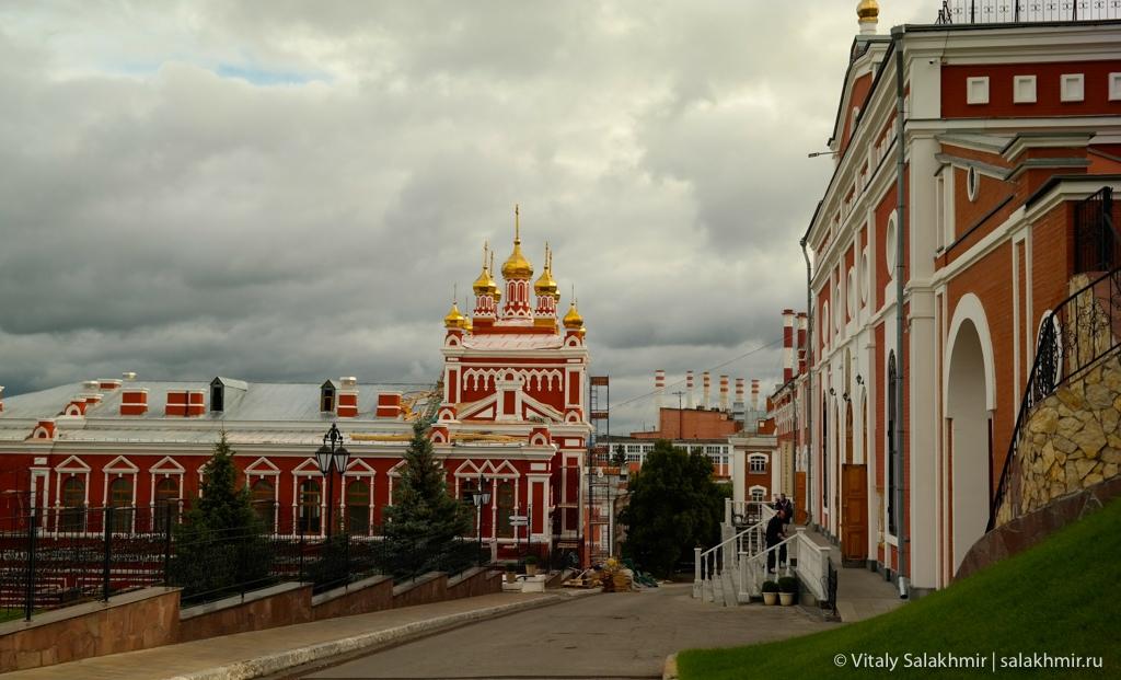 Иверский женский монастырь, Самара 2020
