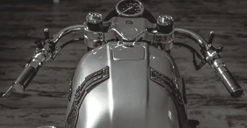 DS Motorcycles: кастом Gonda GL 1000 GoldWing