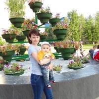 Лилия Сулейманова фото со страницы ВКонтакте