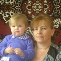 Фотография страницы Нины Костиной ВКонтакте