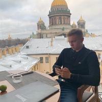 Фотография страницы Владислава Голубева ВКонтакте
