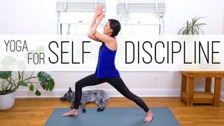 Yoga For Self Discipline     Yoga With Adriene