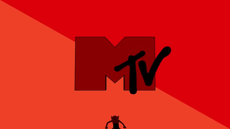 MTV Ident Заставка MTV 2017 Jonathan Djob Nkondo