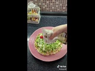 Ещё один вариант салата