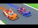 Пилоты Формулы-1 представили новый российский мультсериал Супер ралли