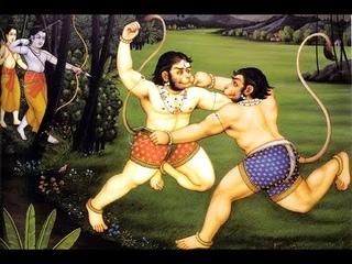 Почему Господь Рама убил Бали?
