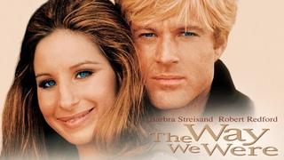 """Barbra Streisand """"THE WAY WE WERE""""  1973"""