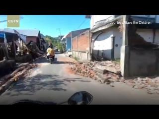 More tourists evacuated from earthquake hit Lombok, Gili islands