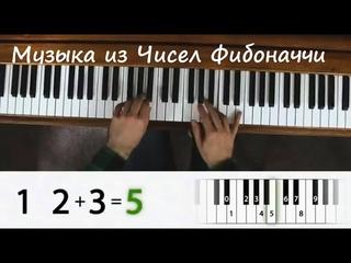 Числа Фибоначчи в Музыке