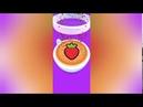 Губы на пенке кофе в игре Coffee Shop 3D 36-42 lv