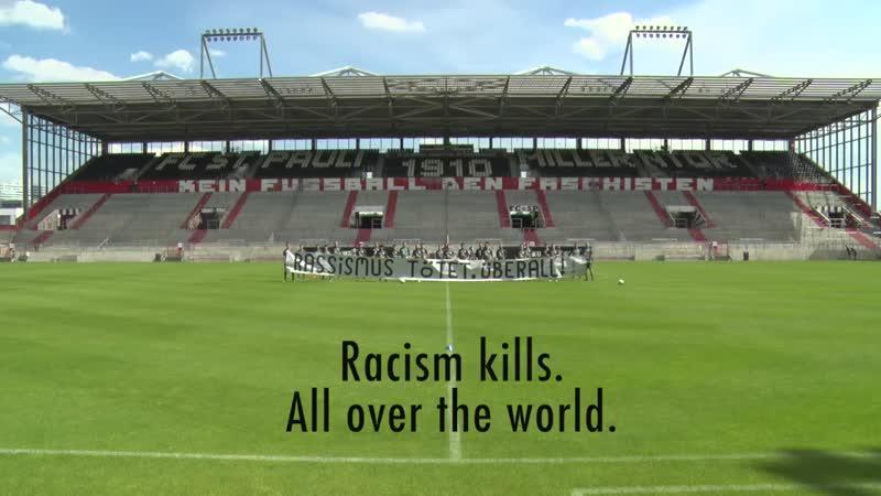 Rassismus tötet. Überall. Racism kills. Everywhere