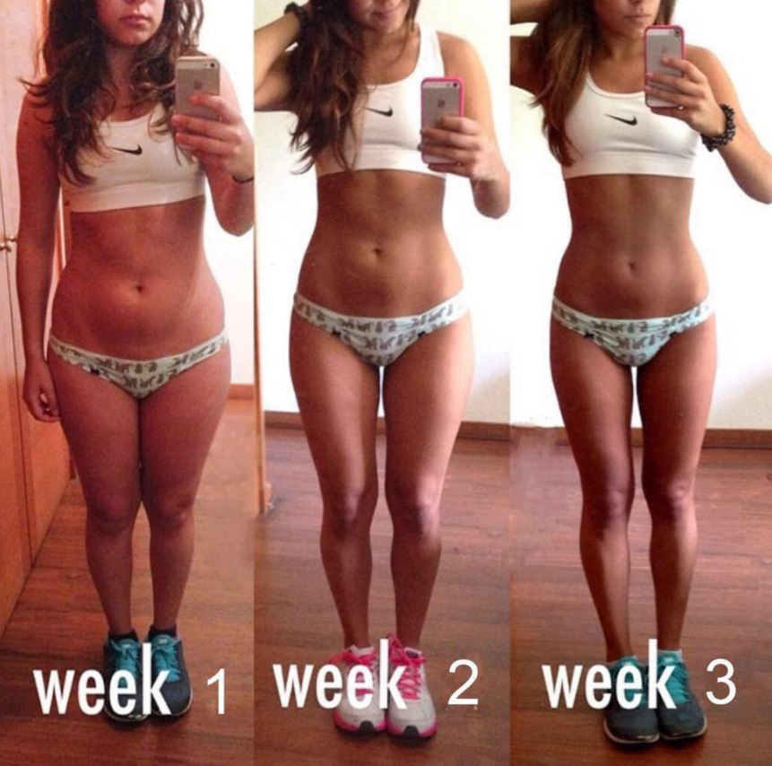 Как похудеть при помощи сушки тела