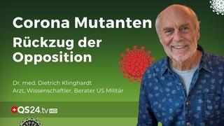 Trailer: Die Invasion der Corona-Mutanten und der Rückzug der Opposition | Dr. med. Klinghardt |QS24