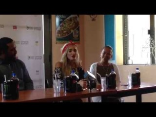 Pia Mia gives you a sample of her Guam Live concert