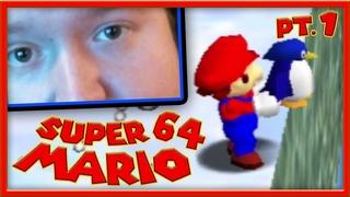 Super Mario 3-D All Stars: Super Mario 64 | Cold Eyes of a Killer | Blind Playthrough Part 1