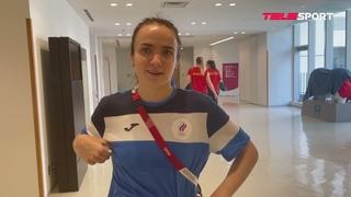 Олимпиада-2020. Видео интервью Анны Вяхиревой: спортсменам запретили упоминать нашу страну