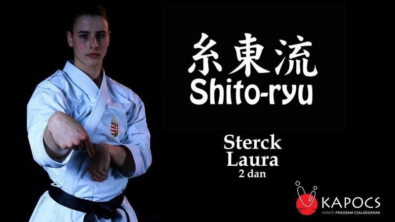 Shito-ryu karate bázistechnikák (shito-ryu kihon waza) - Kapocs Sportprogram