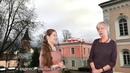 Interview über die Reise nach St Petersburg für die Aufführung von Matthäus Passion