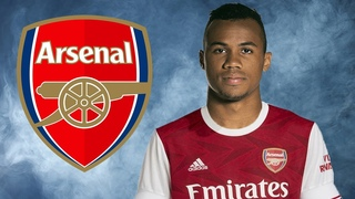 Gabriel Magalhães ● Welcome to Arsenal ● OFFICIAL ⚪️🔴