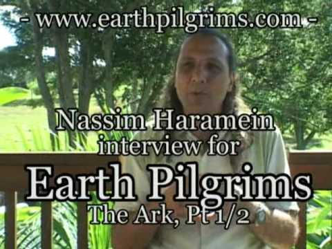Nassim Haramein on the Ark of the Covenant pt 1 2