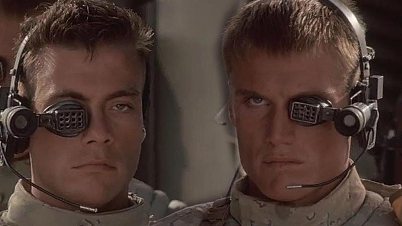 Всё о фильмах Универсальный солдат 1992 2012