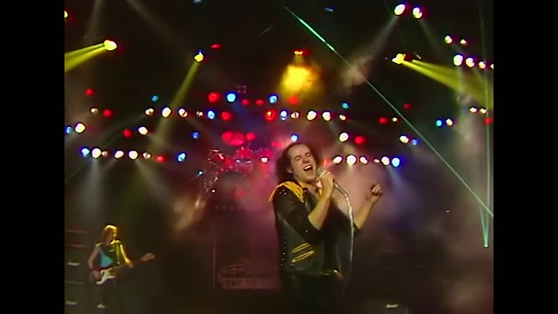 Scorpions Dynamite Live At The German TV Show Rockpop In Concert December 1983 ᴴᴰ