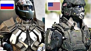 Самая Мощная и Технологичная Военная Форма в Мире | Топ 10