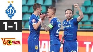 🔥 Динамо Киев - Унион Берлин 1-1 - Обзор Контрольного Матча 23/07/2021 HD 🔥