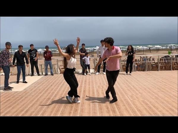 Самая Суперская Лезгинка От Души С Девушками В Баку Chechen Dance 2020 ALISHKA Шибаба Чеченская