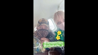 Филипп Киркоров, Кристина Орбакайте с детьми на острове свиней))) Багамы,