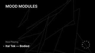 Mood Modules Podcast — Issue 1