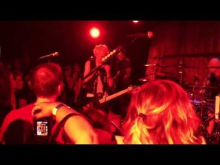 "Deryck Whibley and the Happiness Machines- ""Summer and ""We're All To Blame"" Live at the Lyric Theat"